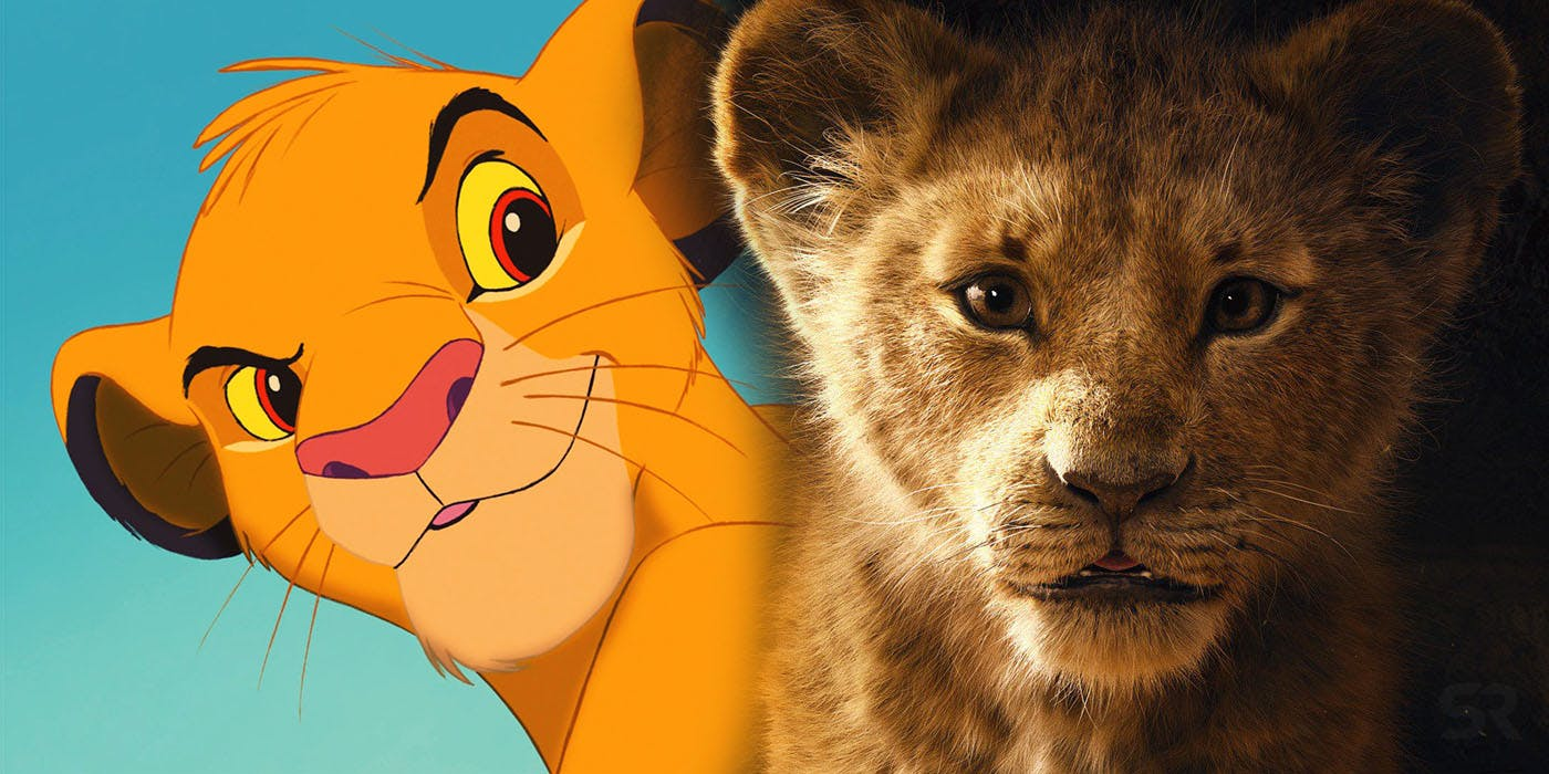 The Lion King Remake Expecting A Little Disappointment