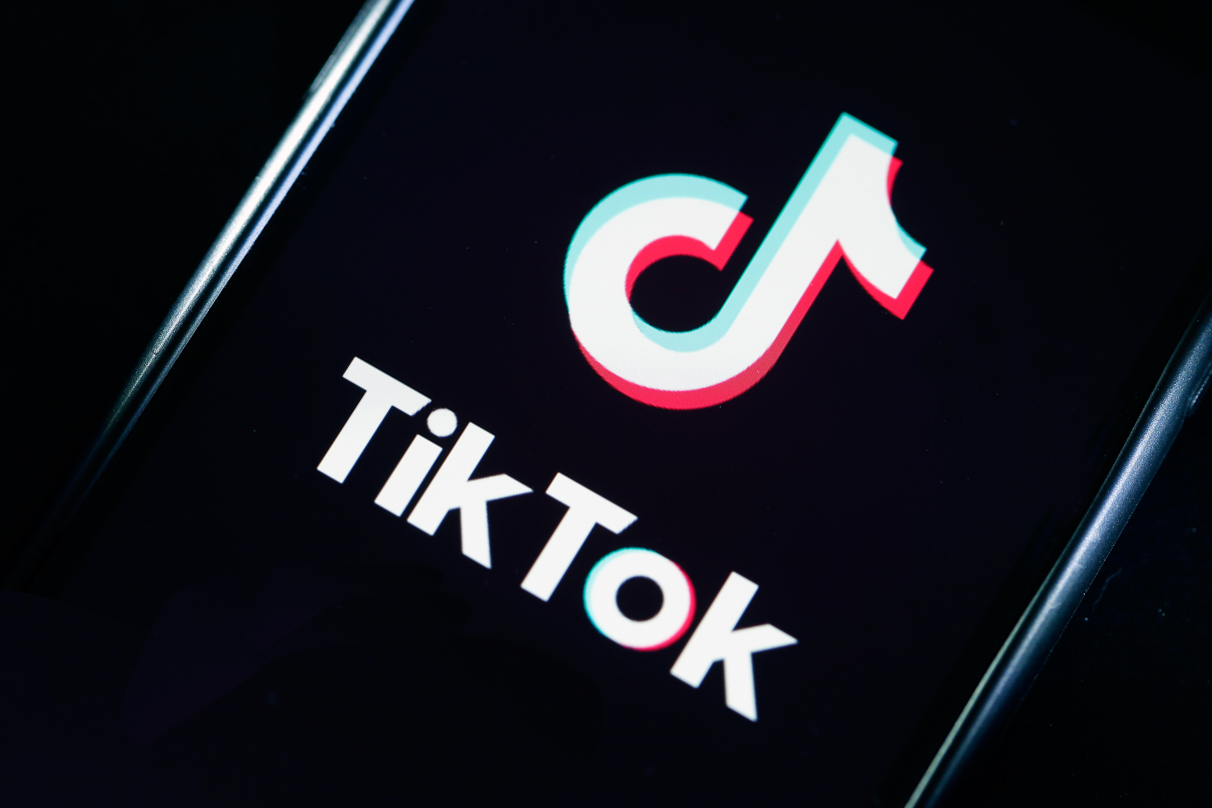 Tik Tok media App Illustration